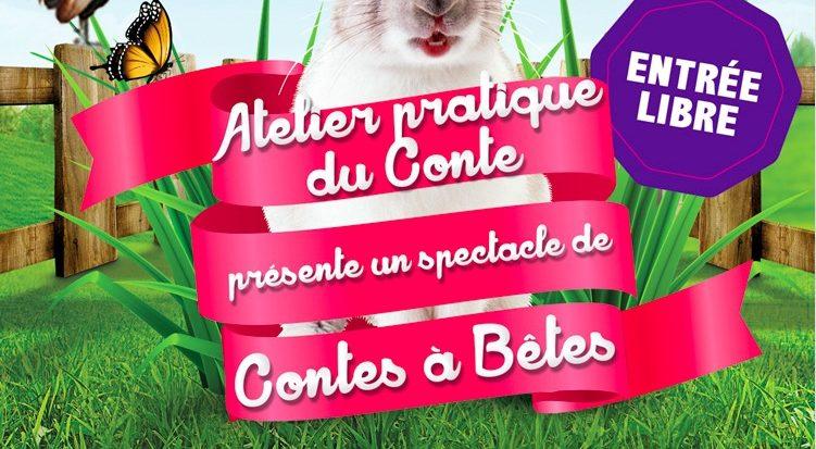 Contes à bêtes samedi 12 mai
