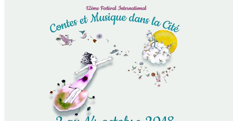 Festival International Contes et Musique dans la cité 2018