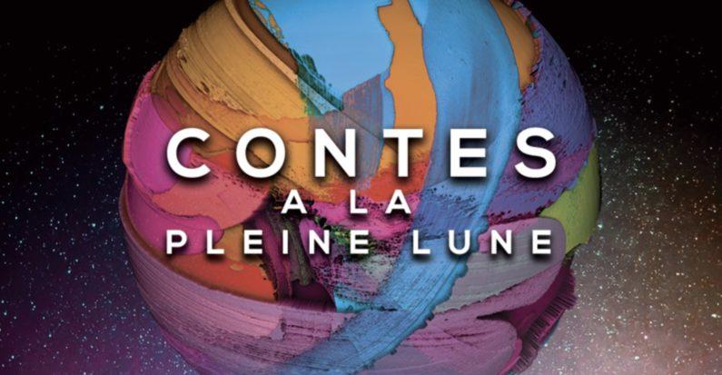Vendredi 23 novembre à 19h00 soirée «Contes à la Pleine Lune»