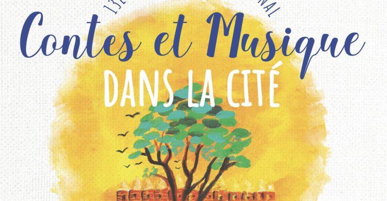 13ème Festival International Contes et Musique dans la Cité !